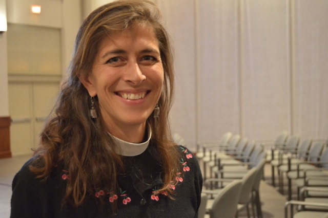 Our Chaplain: Rev. Catriona Laing